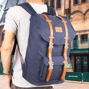 Prasacco Laptop Backpack, Water Resistant